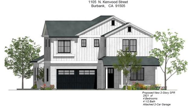 1105 N Kenwood Street, Burbank, CA 91505