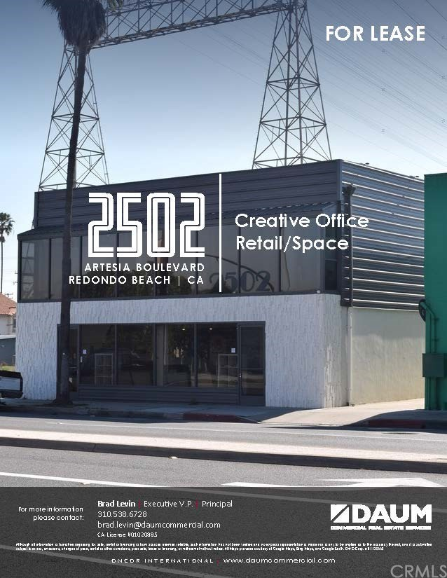 2502 Artesia Boulevard, Redondo Beach, CA 90278