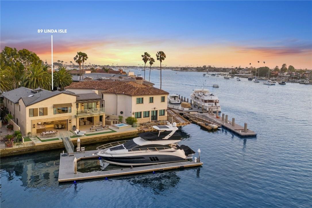 89 Linda Isle | Linda Isle (LIND) | Newport Beach CA