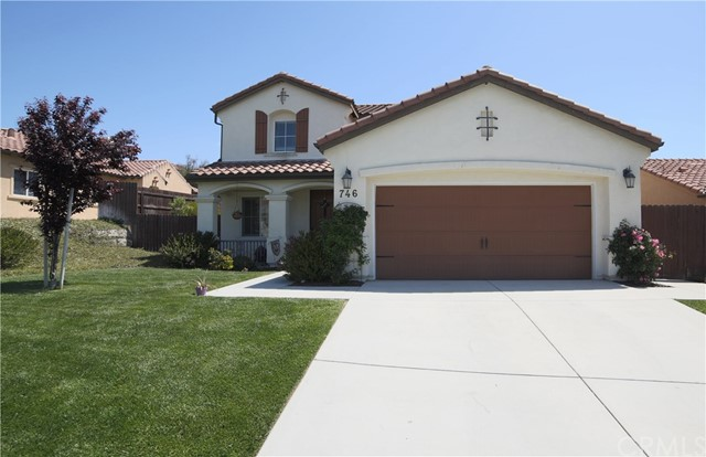 746 Goddard Drive, Vandenberg Village, CA 93436