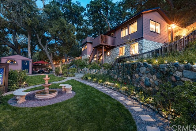 28372 Modjeska Canyon Road, Modjeska Canyon, CA 92676