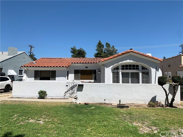 Welcome to 112 Meridian.  This Spanish-style home has been well maintained by the owner.  Home features a newly installed AC system, copper plumbing, a newer sewer line, and remodeled bathrooms.  Located in North Alhambra with approximately 1700 square feet of living space, three bedrooms, two bathrooms, and a low maintenance backyard with newer fence.  The detached garage could be converted to an ADU.  This home is perfect for anyone looking for a quiet neighborhood and one block from Main St Alhambra.  Move-in-condition. Come see it before it's SOLD.