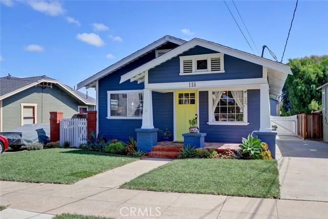 118 Helberta Avenue, Redondo Beach, California 90277, 3 Bedrooms Bedrooms, ,3 BathroomsBathrooms,For Sale,Helberta,SB18247405
