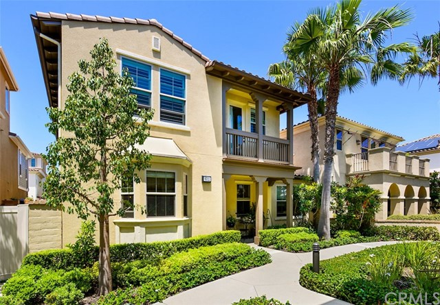 Ocean close townhouse in the gated community of Pacific Shores. Walk or bike to the beach, downtown, Pacific City, and the pier within minutes. Built in 2012, this home offers both modern conveniences with the ideal location. Designer colors, high ceilings, recessed lighting and gleaming hardwood floors captivates. The gourmet granite counter kitchen boasts a 5 burner gas stove, stainless appliances and oversized center island. The kitchen opens to an extremely comfortable family room lit by a cozy fireplace. The serene and private patio offers a seamless indoor/outdoor living space from the family room. Perfect for Entertaining! Designer carpet leads to 3 bedrooms upstairs. The master features a stylish tiled, dual sink bath and large walk-in closet. All bedroom closets have professional custom organizers installed! The home also features dual pane windows throughout, graced with fashionable coverings or plantation shutters, tankless water heater, a convenient 2nd level laundry room with ample cabinet space. The direct access 2 car garage has more storage cabinets and hooks to stay organized. A sparkling community pool is ultra inviting as an alternative to the nearby ocean playground! Live the beach lifestyle in a modern, newer home!