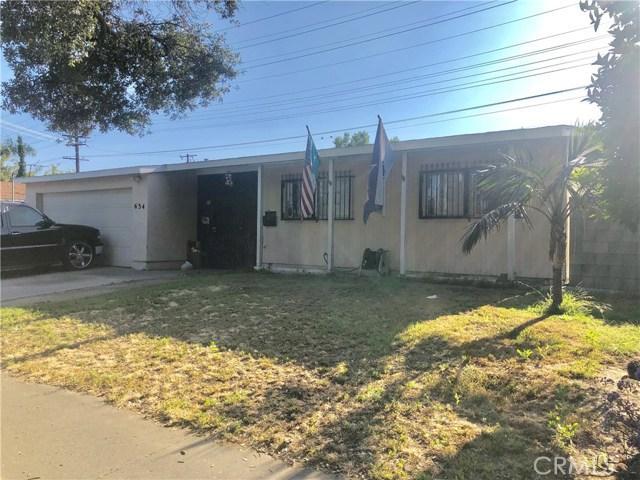 634 Bamdal Street, Santa Ana, CA 92703
