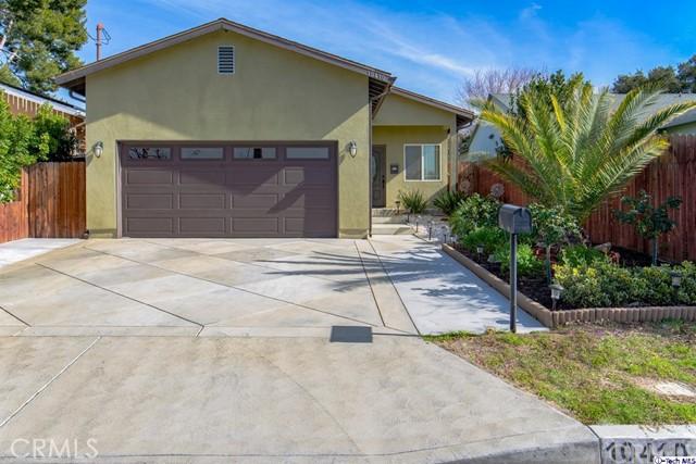 10410 Whitegate Ave Avenue, Sunland, CA 91040
