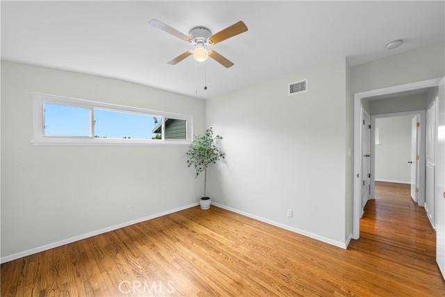 Bedroom 3 (Downstairs Master)