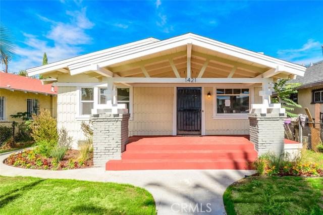 1421 W 55th Street, Los Angeles, CA 90062