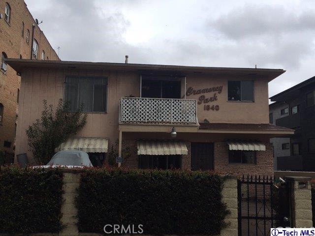 1840 N GRAMERCY Place, Hollywood, CA 90028