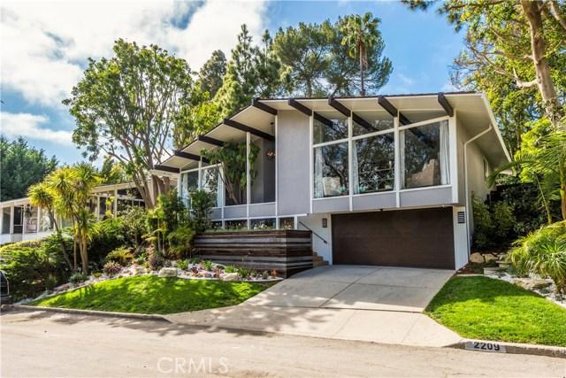2209 Via Alamitos, Palos Verdes Estates, California 90274, 4 Bedrooms Bedrooms, ,2 BathroomsBathrooms,For Sale,Via Alamitos,PV18114180