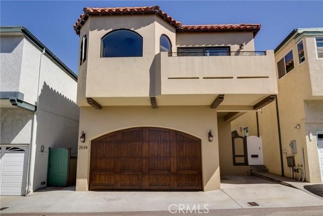 2534 Palm Drive, Hermosa Beach, CA 90254