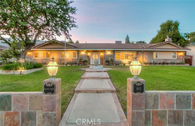 811 E Sierra Madre Avenue, Glendora, CA 91741