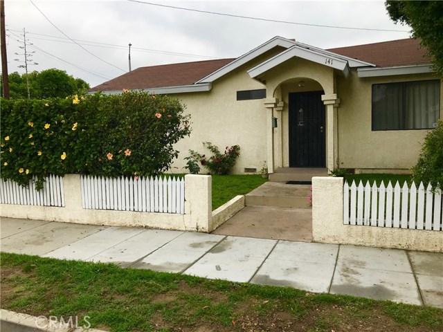 141 E Norton Street, Long Beach, CA 90805