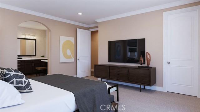 Virtual of Plan 1 Master Bedroom