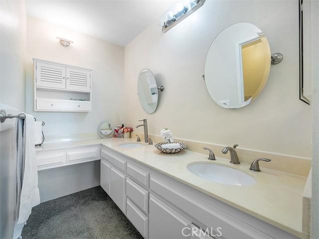 Master Bath-Double Sink