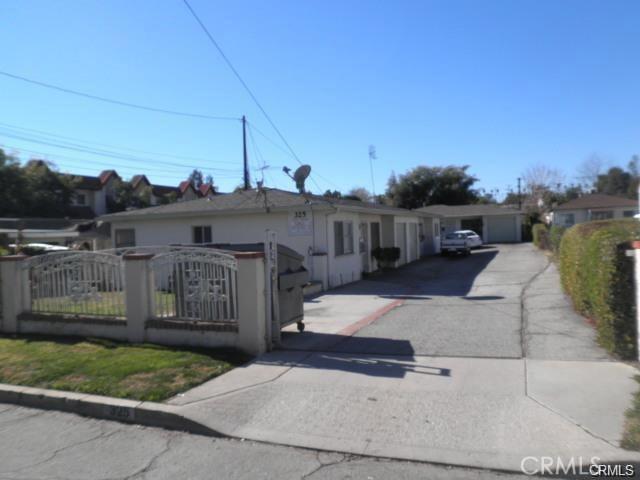 325 S Arroyo Drive, San Gabriel, CA 91776