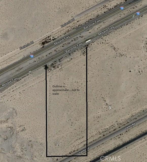 0 15 freeway, Newberry Springs, CA 92365