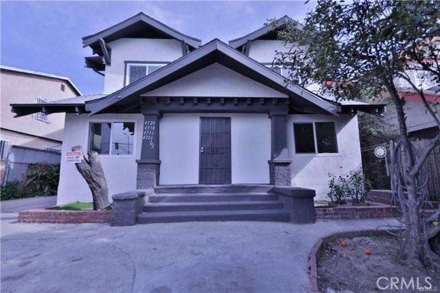 4716 S Figueroa Street, Los Angeles, CA 90037