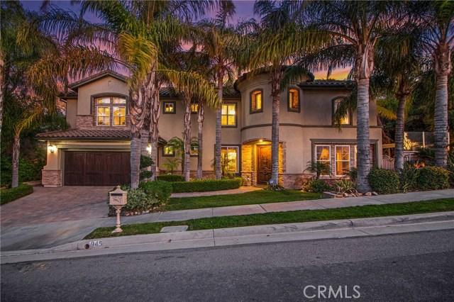 945 Nicholas Place, Corona, CA 92882