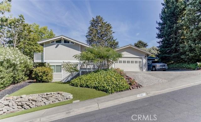591 Aleta Place, Pleasant Hill, CA 94523