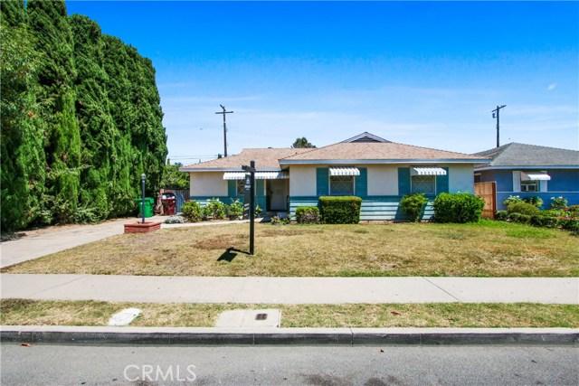 1215 S Hickory Street, Santa Ana, CA 92707