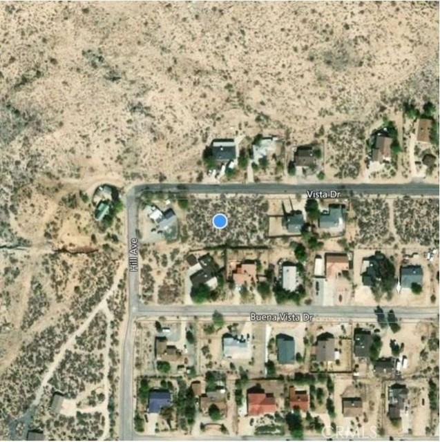0 Vista Drive, Morongo Valley, CA 92256