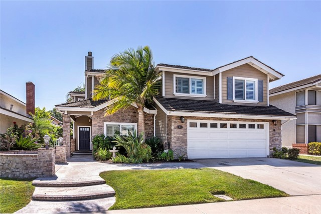 14 Eagle Point, Irvine, CA 92604