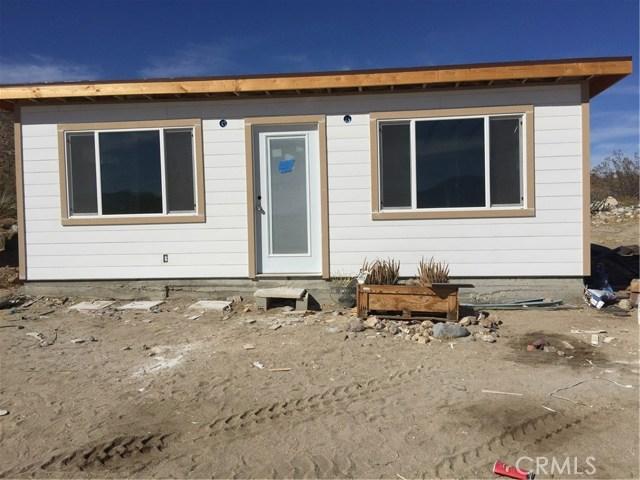 50376 Ash Drive, Morongo Valley, CA 92256
