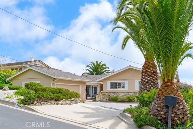 3414 Deluna Drive, Rancho Palos Verdes, California 90275, 4 Bedrooms Bedrooms, ,1 BathroomBathrooms,For Sale,Deluna,PV20071126
