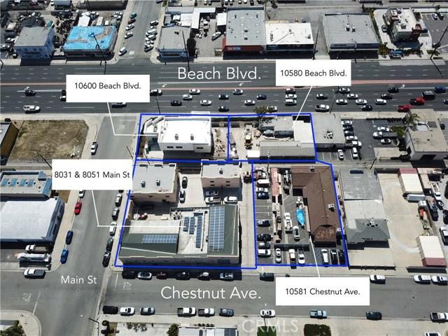 10580 Beach Boulevard, Stanton, CA 90680