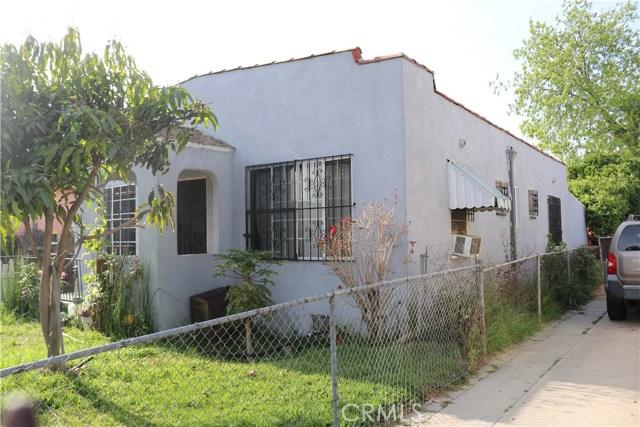 751 E 81st Street, Los Angeles, CA 90001