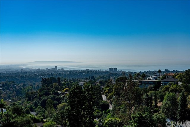 One unique opportunity to build a new custom home in this incredible 13,664 sf.(A)  row lot in Pacific Palisades. 