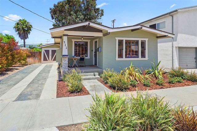 411 Coronado Avenue, Long Beach, CA 90814