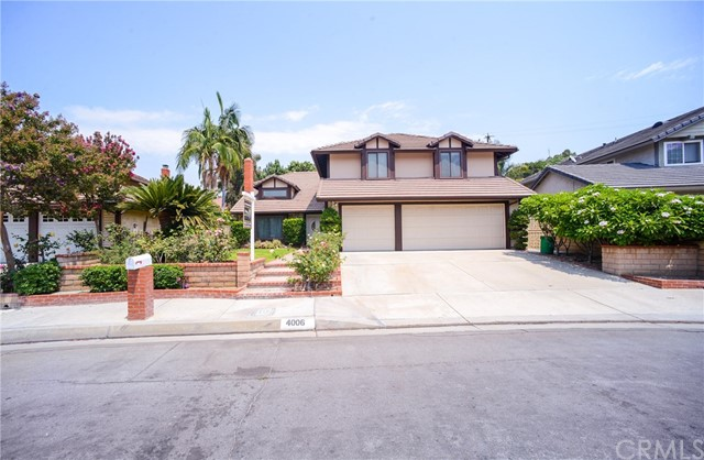 4006 Overcrest Drive, Whittier, CA 90601