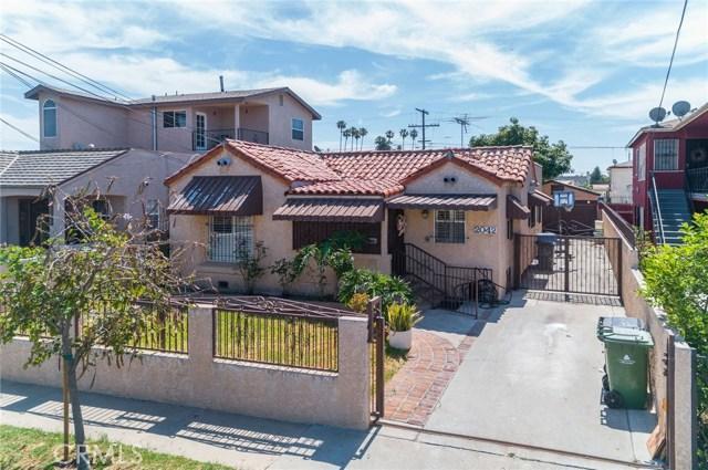 2042 S Burnside Avenue, Los Angeles, CA 90016