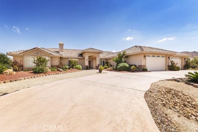 58249 Juarez Drive, Yucca Valley, CA 92284