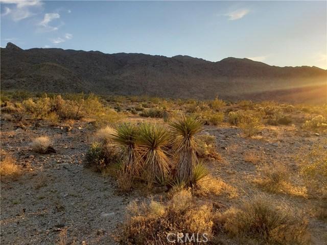 0 Utah Trail, 29 Palms, CA 92277