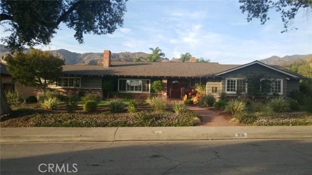 1235 Hidden Springs Lane, Glendora, CA 91741