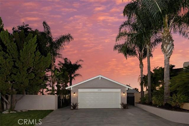 22581 La Vina Drive, Mission Viejo, CA 92691