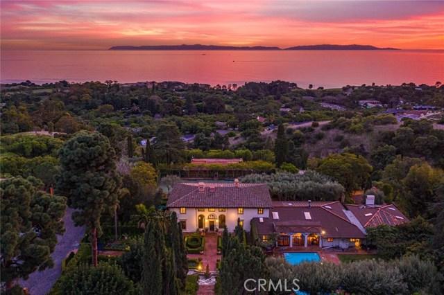 100 Vanderlip Drive, Rancho Palos Verdes, CA 90275