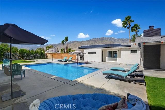 2010 N Sandra Road, Palm Springs, CA 92262