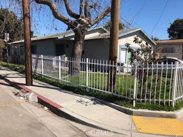 2501 E 111th Street, Los Angeles, CA 90059
