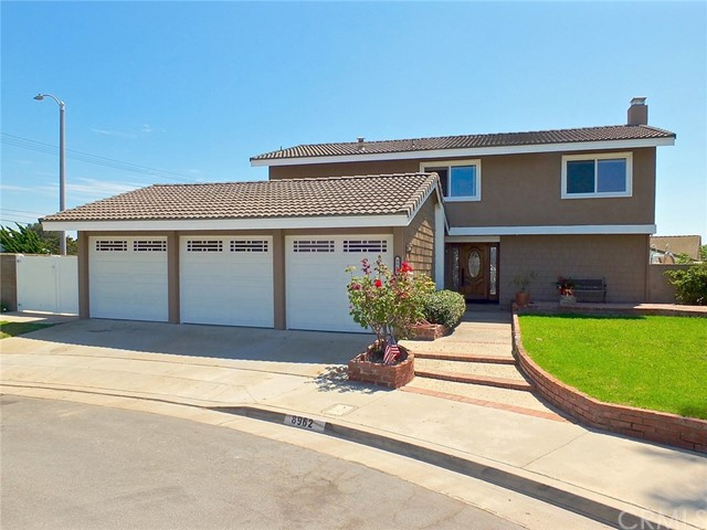 8962  Henton Drive, Huntington Beach, California