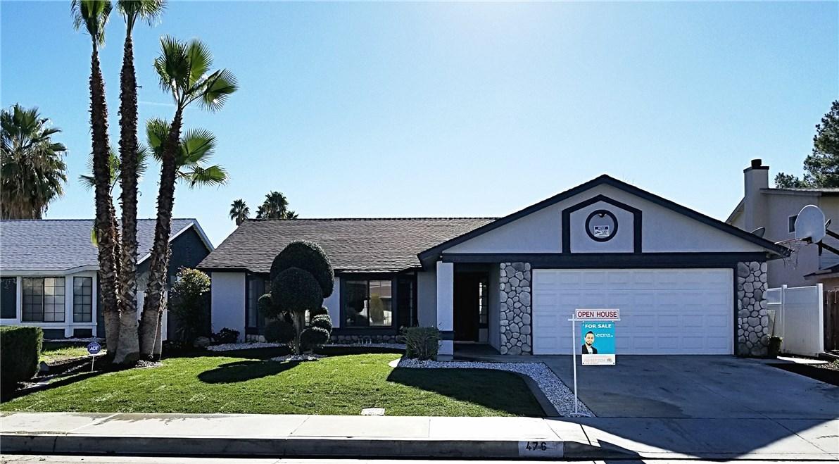 476 Buckingham Drive, San Jacinto, CA 92583