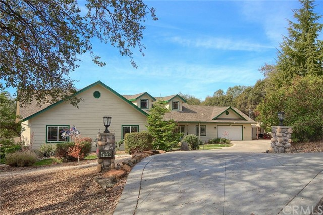 47378 Lookout Mountain Drive, Coarsegold, CA 93614
