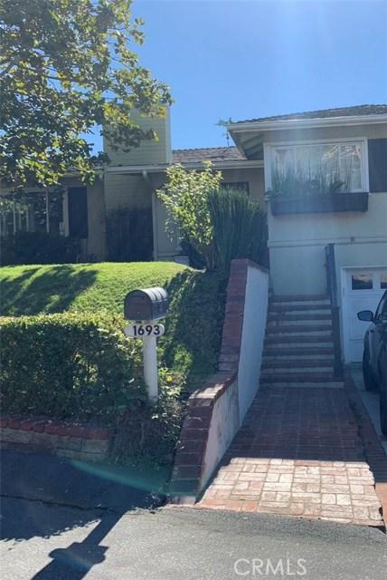1693 Hillcrest Drive, Laguna Beach, CA 92651