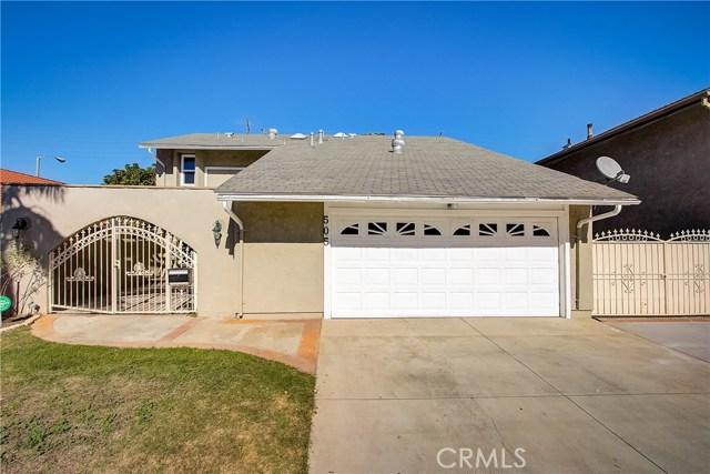 505 Juniper Avenue, Santa Ana, CA 92707