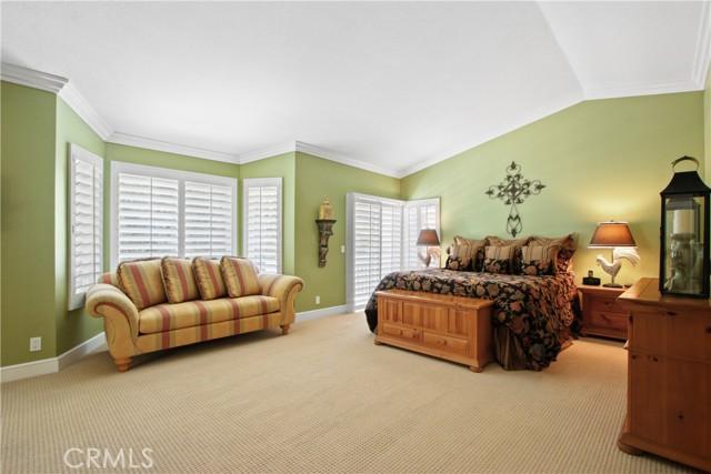 Master/ main bedroom suite