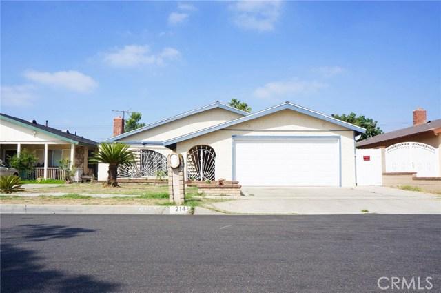 214 N Cooper Street, Santa Ana, CA 92703