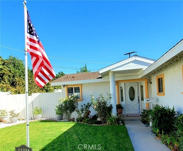 11244 Wish Avenue, Granada Hills, CA 91344